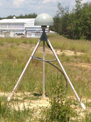 The South GNSS station (GODS) at GGAO