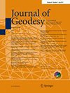 Cover of Journal of Geodesy